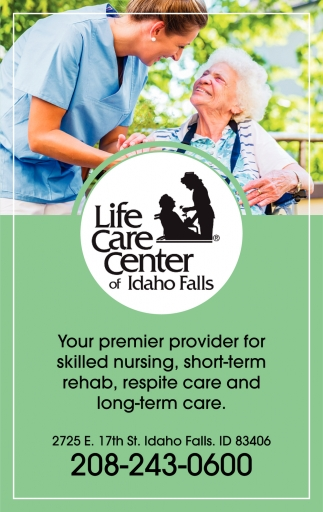 Experience Senior Living at Its Finest!