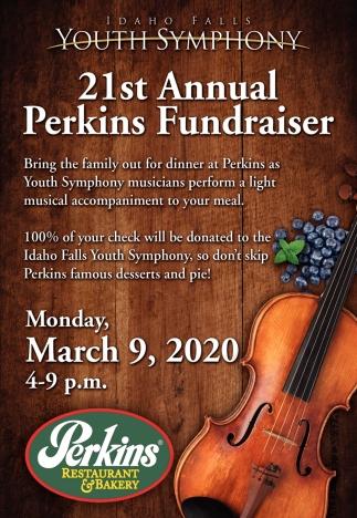 21st Annual Perkins Fundraiser