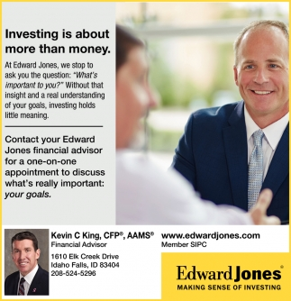 Investing is About More than Money