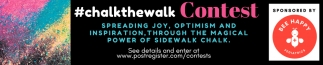 #Chalkthewalk Contest