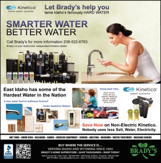 Smarter Water Better Water