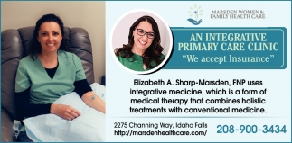 An Integrative Primary Care Clinic