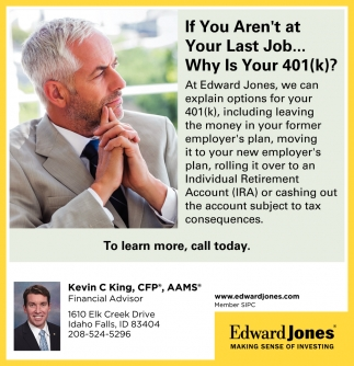 If You Aren't at Your Last Job... Why Is Your 401(k)?