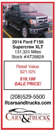 2014 Ford F150 Supercrew XLT