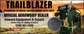 Official Arrowquip Dealer