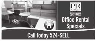 Office Rental Specials