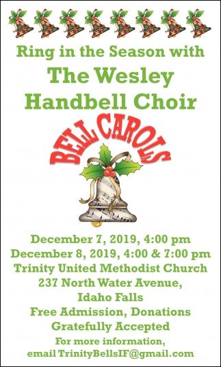 The Wesley Handbell Choir