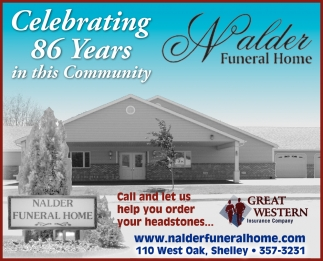 Funeral, memorial, personalization, aftercare, pre-planning and cremation services in Shelley, ID.