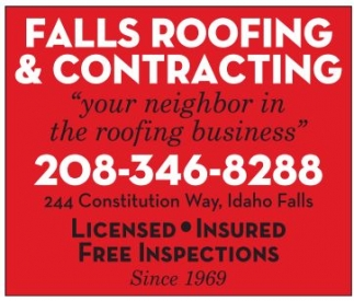 Your Neighbor In The Roofing Business Falls Roofing